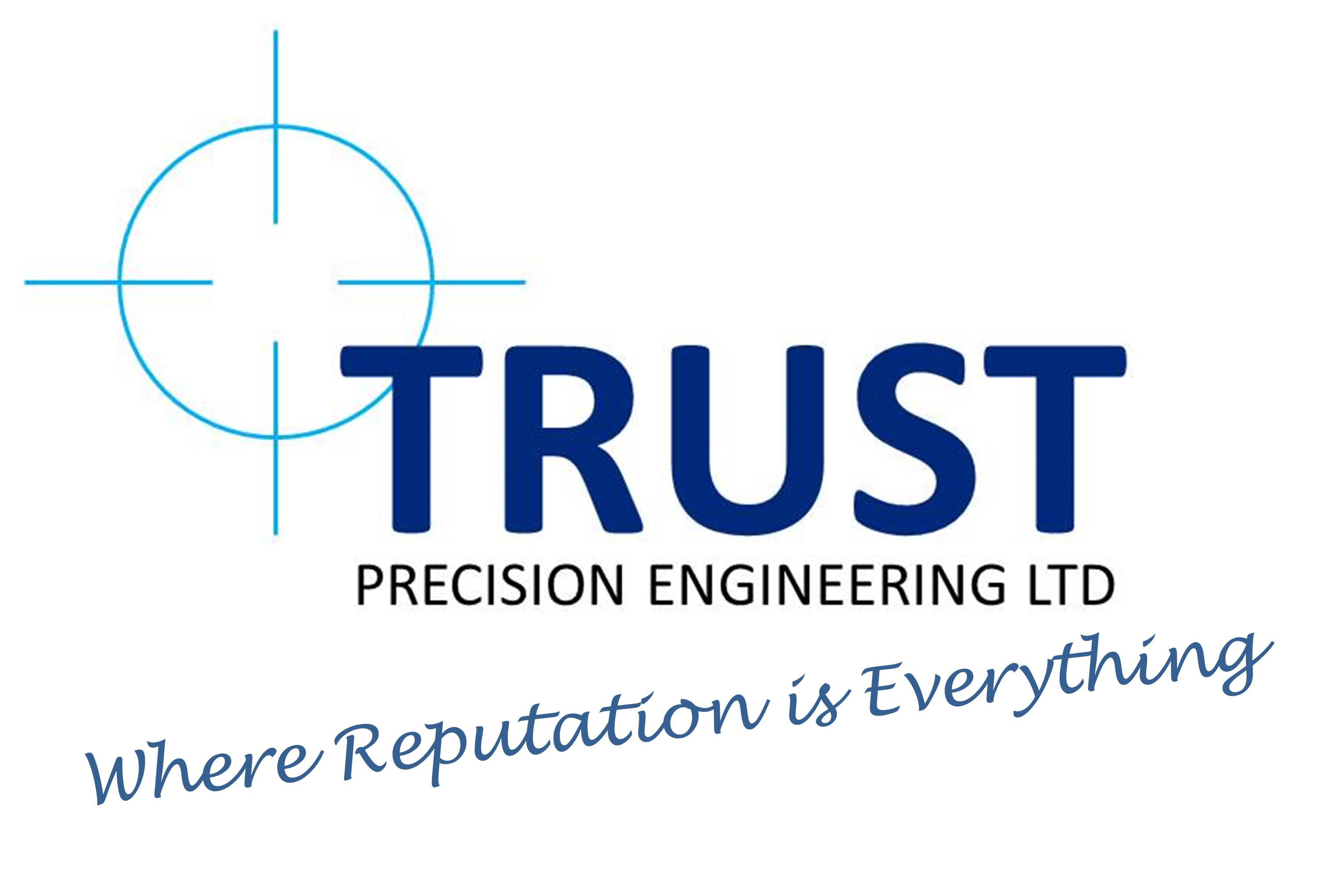 Trust Precision Engineering Logo